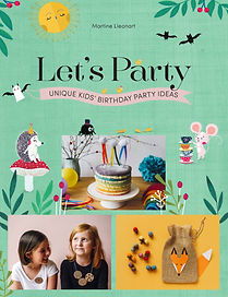 Let's Party book cover