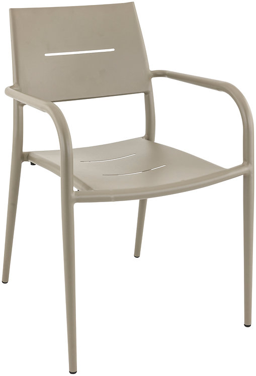 Fauteuil GRENOBLE taupe