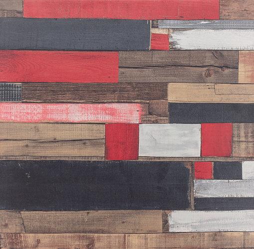 Plateau de table moulé Redwood