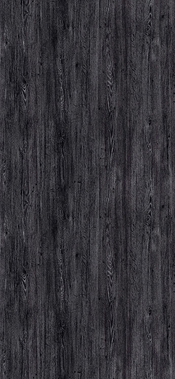Plateau de Table Halifax Chêne Cérusé Noir 19mm