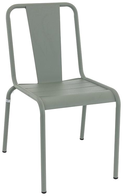 Chaise ANATOLE Gris Ciment