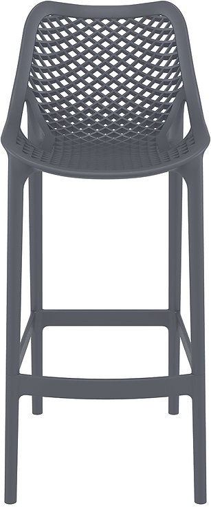 Tabouret AIR BAR 75 Monobloc polypropylène