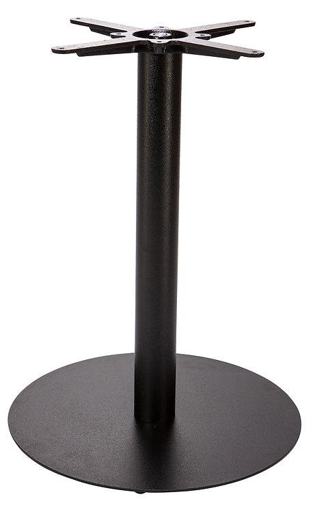 Pied Come 20 fonte d'acier noir Ø 55cm