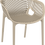 Thumbnail: Fauteuil AIR XL Monobloc en polypropylène
