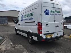 highwater vans