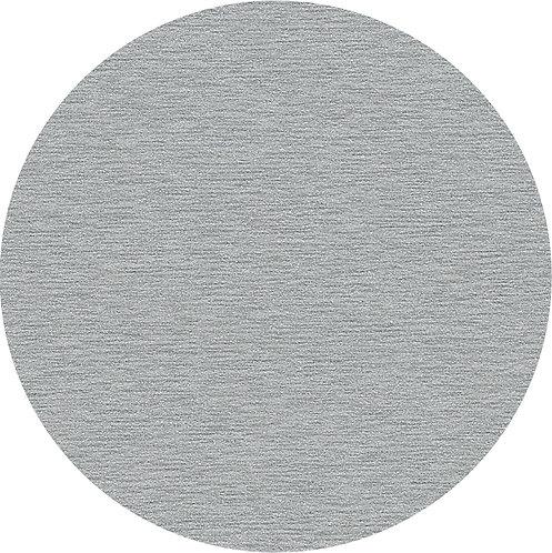 Plateau de Table rond Gris aluminium