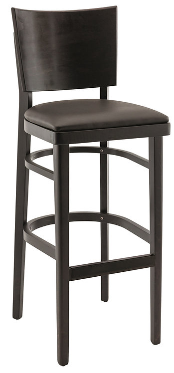 Tabouret MANHATTAN Assise garnie