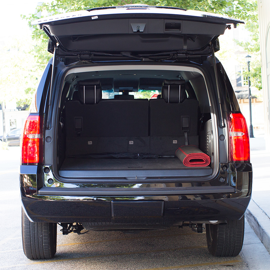 Chevy Suburban Trunk