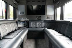 Transit Limo Coach Interior Base View