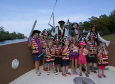 Blackbeard's Pirate Cruise