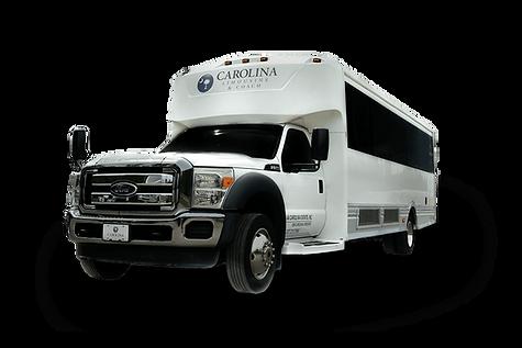 26P Limo Coach Carolina Limousine & Coach | Party Bus Service in Myrtle Beach Charleston Wimington Florence