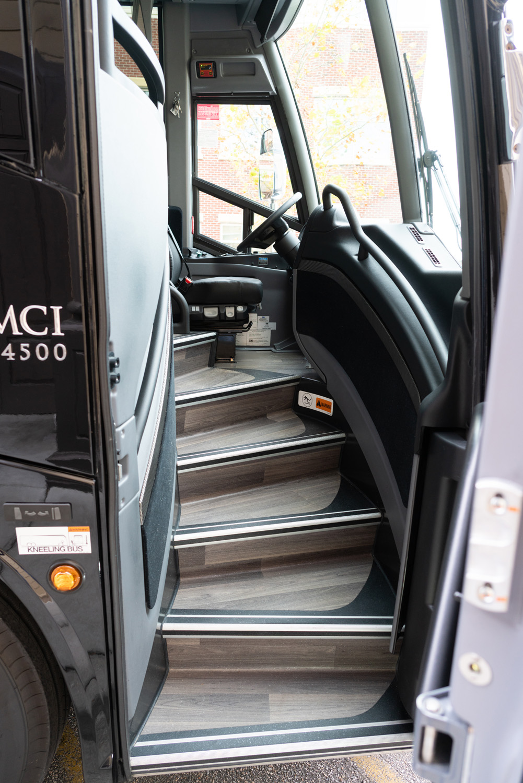 Interior Motorcoach 6