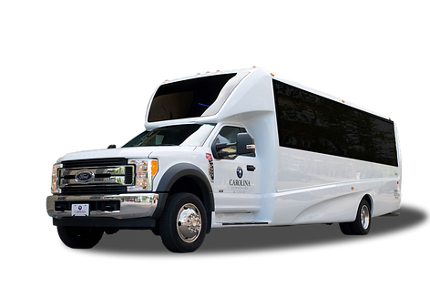 31P Exec. Coach Carolina Limousine & Coach | Charter Bus Service in Myrtle Beach Charleston Wilmington Florence