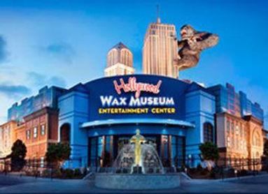 Hollywood Wax Museum Entertainment Center - Myrtle Beach