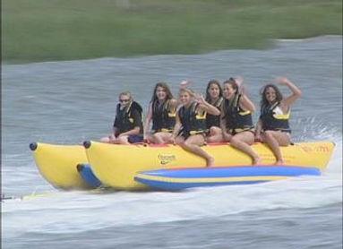 Banana Boat Express