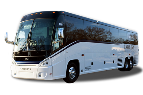 56P Motorcoach Carolina Limousine & Coach | Charter Bus Service in Myrtle Beach Chalreston Wilmington Florence