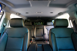 Chevy Suburban Interior