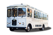 Myrtle Beach and Charleston Trolley Rental Carolina Limousine & Coach Weddings Wedding Guest Transport