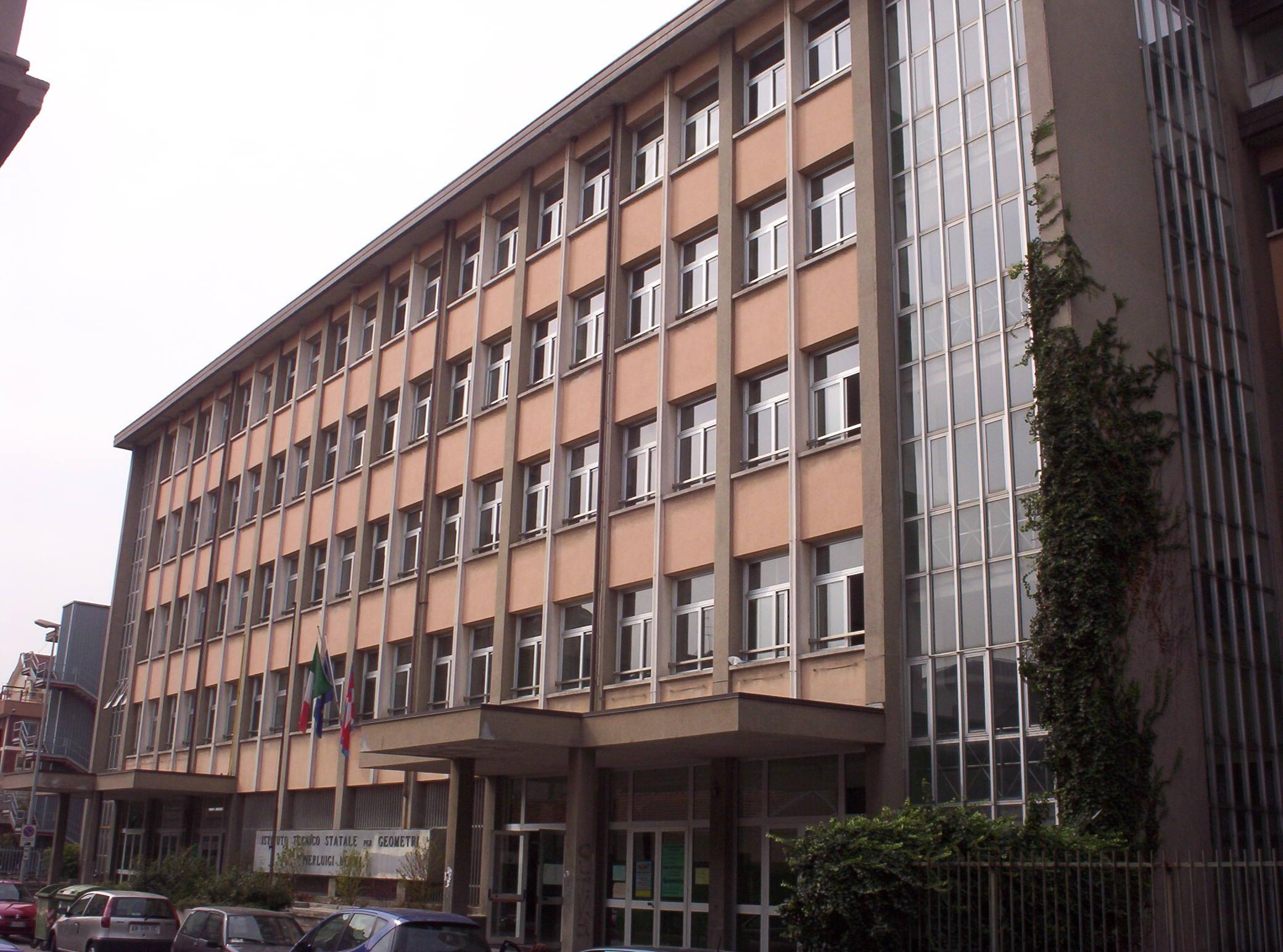 NOVARA - L'Istituto Nervi