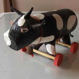 ¡Qué bestias!: Vaca