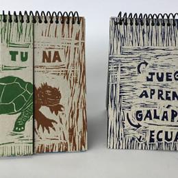Libro Juega aprende Galápagos Ecuador