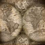 Mapa do Velho Mundo