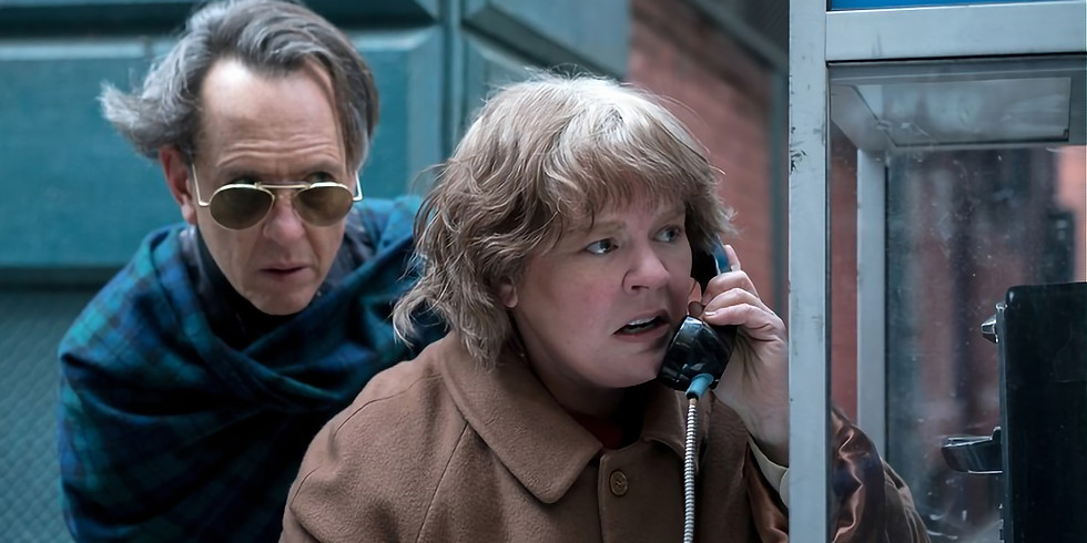 Can You Ever Forgive Me? (11th July)