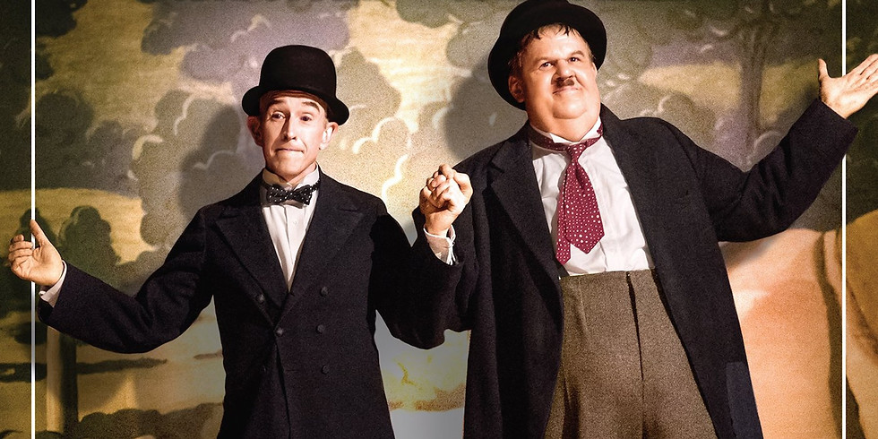 Stan&Ollie( May 9 )