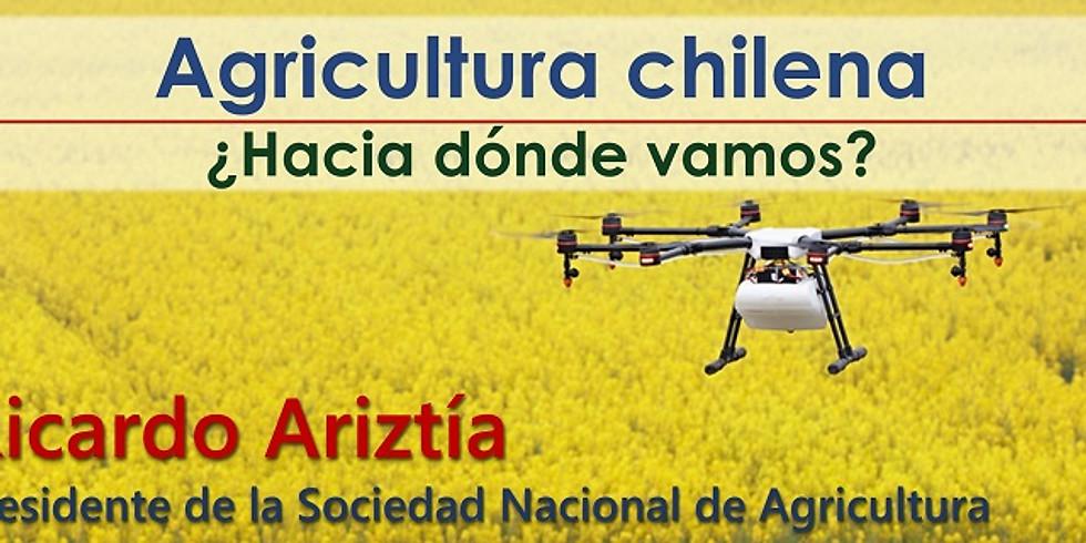 Charla: Agricultura Chilena