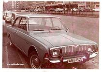 1965 Apr. Ford Taunus 20M  フォード タウヌス 20M