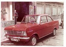 1965 Apr. Opel Cadet  オペル カデット