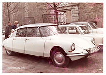 1965 Apr. Citroen DS19  シトロエン DS19