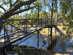 Bridge close up to community commons