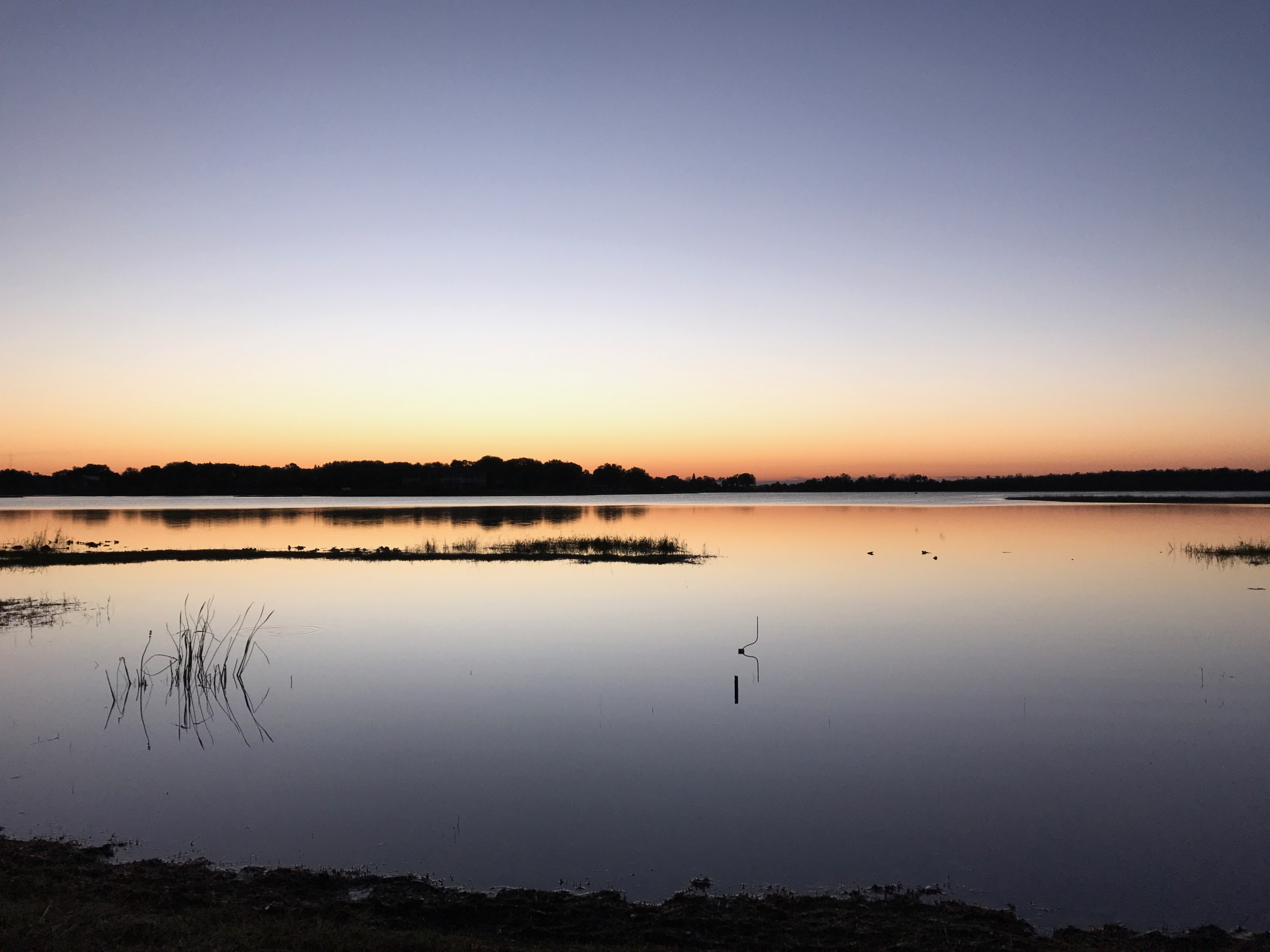 Sunrise Johns Lake