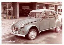 1965 Apr.  Citroen 2CV  シトロエン 2CV