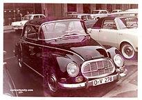1965 April.  Autounion アウトウニオン