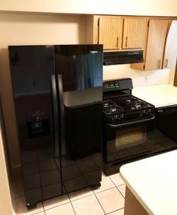 Appliances stay
