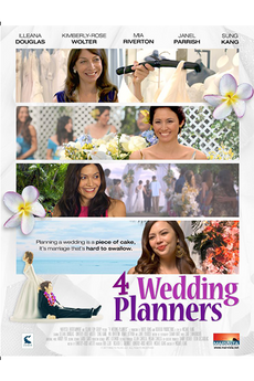 Feature: Four Wedding Planners
