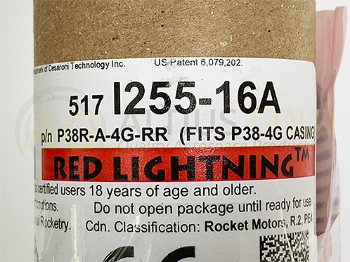 517-I255 Red Lightning™