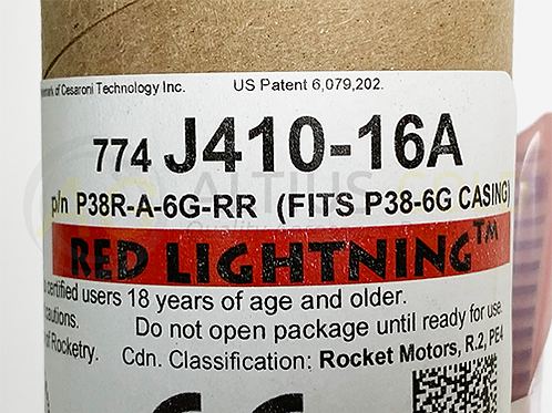 774-J410 Red Lightning™