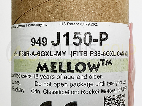949-J150 Mellow™ (Plugged)