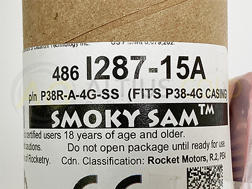 486-I287 Smoky Sam™