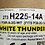 Thumbnail: 273-H225 White Thunder™