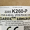Thumbnail: 2285-K260 Classic™/Longburn™ (Plugged)