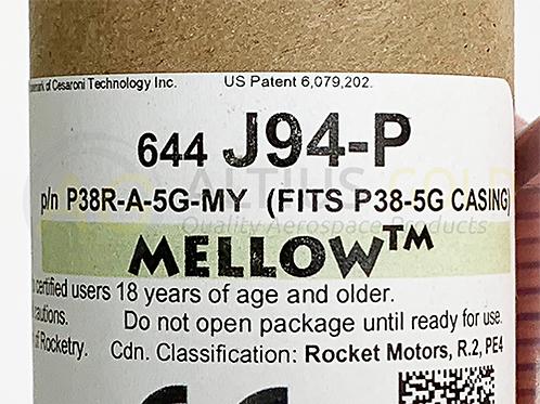 644-J94 Mellow™ (Plugged)