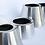 Thumbnail: Tailcone Motor Retainers (Bright Aluminium)