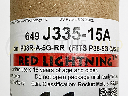 649-J335 Red Lightning™