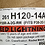 Thumbnail: 261-H120 Red Lightning™