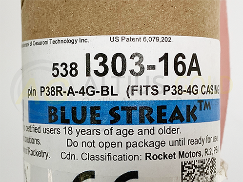 538-I303 Blue Streak™