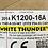 Thumbnail: 2014-K1200 White Thunder™